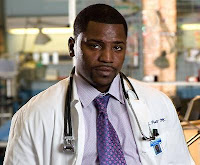 ER - Mekhi Phifer as Dr. Gregory Pratt