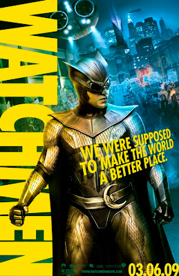 Watchmen Character Movie Posters - Patrick Wilson as Nite Owl II