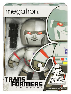 Transformers Mighty Muggs Wave 1 - Megatron Mighty Mugg in Package
