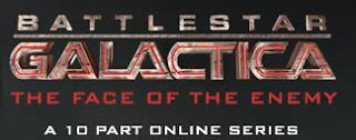 Battlestar Galactica: The Face of the Enemy Logo