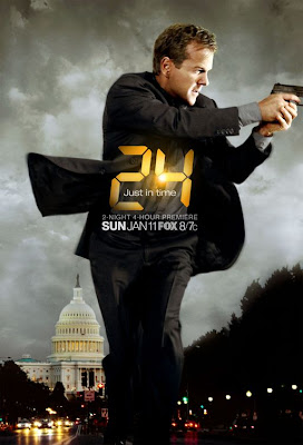24: Day 7 on FOX Television Poster