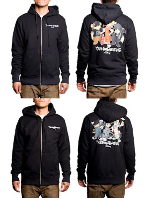 The Hundreds x Disney: The Lost Boys - Curly, Tootles &amp; Slightly Hoody and Nibs &amp; the Twins Hoodie