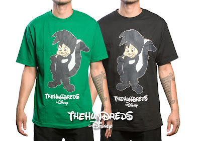 The Hundreds x Disney: The Lost Boys - Tootles T-Shirts
