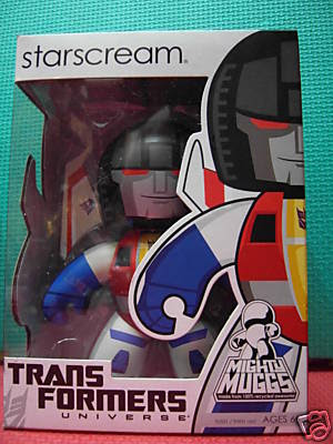 Transformers Mighty Muggs Wave 2 - Starscream Mighty Mugg