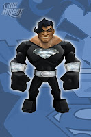 DC Direct - Kryptonian Life-Suit Superman Uni-Formz Vinyl Action Figure