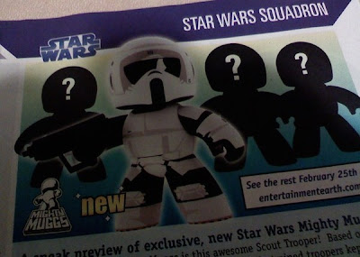 Internet Exclusive Star Wars Mighty Muggs Wave - Scout Trooper Mighty Mugg