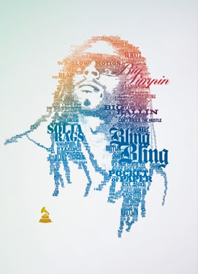 The 51st Annual Grammy Awards - Lil Wayne Music Makes Us Poster