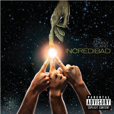 The Lonely Island - Incredibad Album Cover