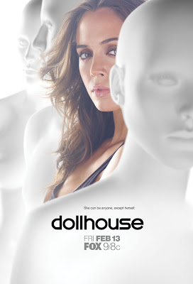 Dollhouse Television Poster
