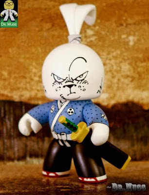 Custom Usagi Yojimbo Mighty Mugg by Dr. Mugg