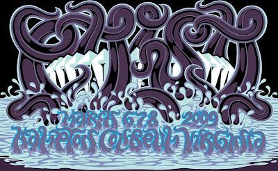 March 6-8, 2009 - Hampton Coliseum - Hampton, VA Concert Artwork
