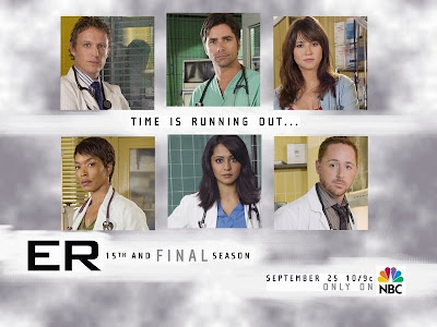 ER: The 15th and Final Season
