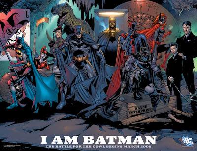 DC Comics - Batman: Battle For The Cowl Teaser Image 1