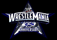 WrestleMania XXV - The 25th Anniversary logo