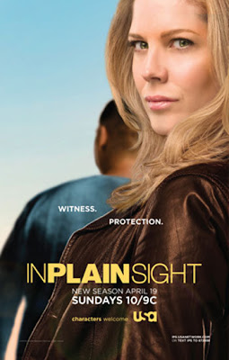 In Plain Sight Season 2 Television Poster