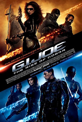 G.I. Joe: Rise of Cobra International One Sheet Movie Poster