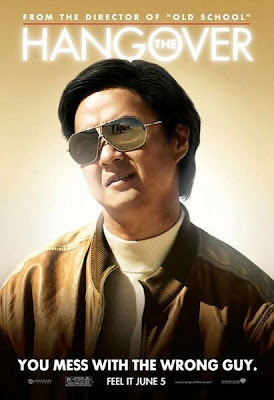 The Hangover Character Movie Posters - Ken Jeong as Mr. Chow