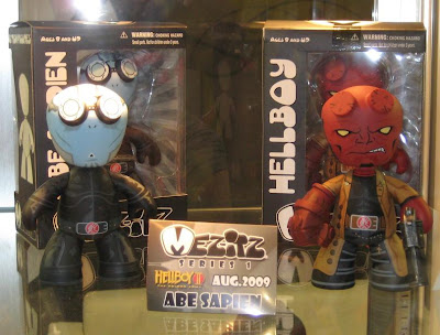 Mezco Toyz - Hellboy II The Golden Army Mez-Itz Vinyl Figures