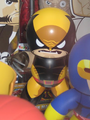 Marvel Universe Mighty Muggs - First Appearance Wolverine