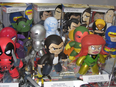 Marvel Universe Mighty Muggs by Hasbro