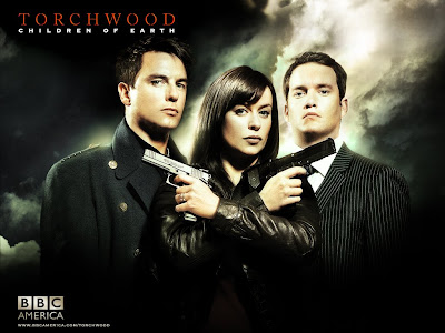Torchwood Season 3: Children of Earth Television Poster