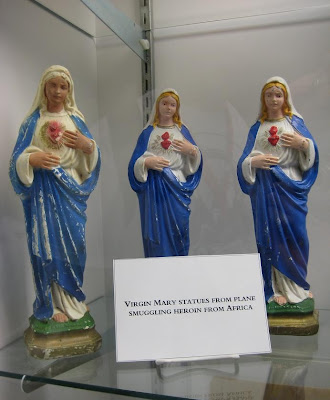 Lost: The Auction - Virgin Mary Statues