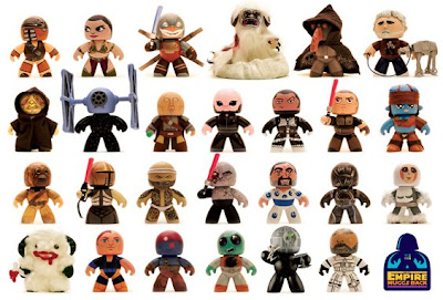 The Empire Muggs Back Charity Auction - Custom Star Wars Mighty Muggs