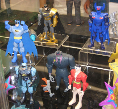 Batman: The Brave and The Bold Action Figures