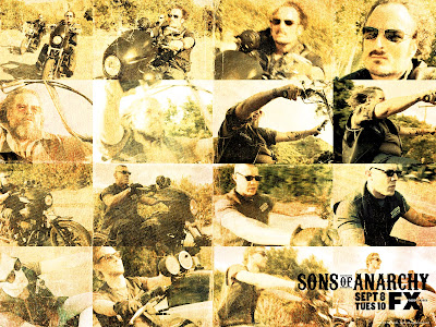 Sons of Anarchy Season 2 SAMCRO Wallpaper