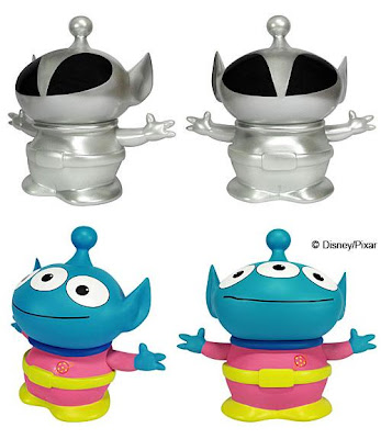 Disney/Pixar x MINDstyle Alien Invasion: When Aliens Meet Artists - Toy Story Aliens