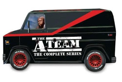 The A-Team: The Complete Series Limited Edition DVD Box Set
