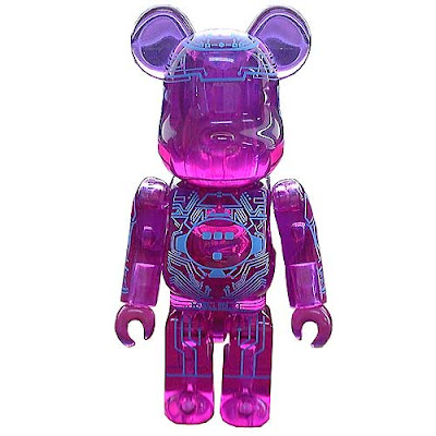 San Diego Comic-Con 2010 Exclusive 100% TRON Bearbrick