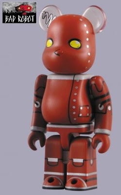 Bad Robot 100% Be@rbrick by Medicom Toy
