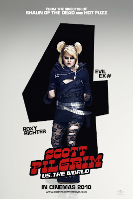 Scott Pilgrim vs. The World - Mae Whitman as Evil Ex #4 - Roxy Richter