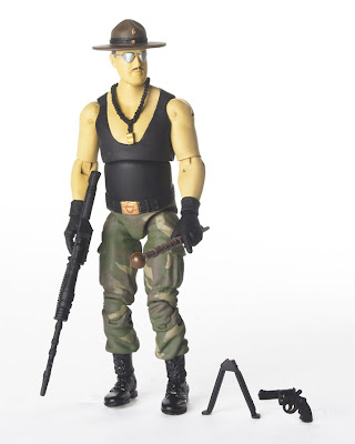 San Diego Comic-Con 2010 Exclusive Sgt. Slaughter G.I. Joe Variant Action Figure