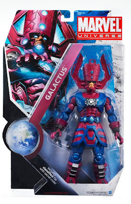 San Diego Comic-Con 2010 Exclusive Galactus 19 Inch Marvel Universe Deluxe Action Figure