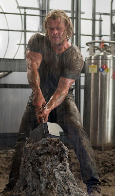 Thor Motion Picture Official Photo - Chris Hemsworth as Donald Blake/Thor