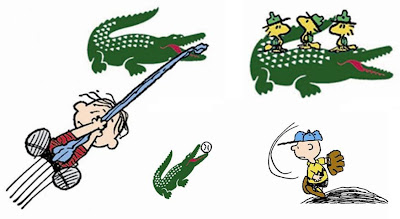 Peanuts x Lacoste Polo Collection Designs - Linus, Woodstock & Charlie Brown