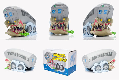 Kidrobot - Vandal Express 10 Inch Vinyl Figure by SEEN