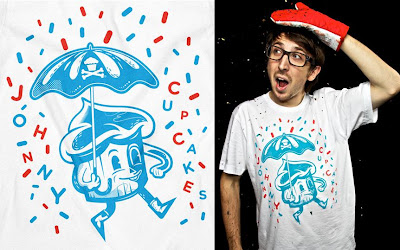 Johnny Cupcakes - Sprinkles T-Shirt