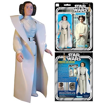 "Princess Leia 12"" Jumbo Vintage Kenner Star Wars Action Figure by Gentle Giant"