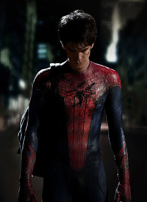 Spider-Man Movie Reboot First Look: Andrew Garfield as Spider-Man