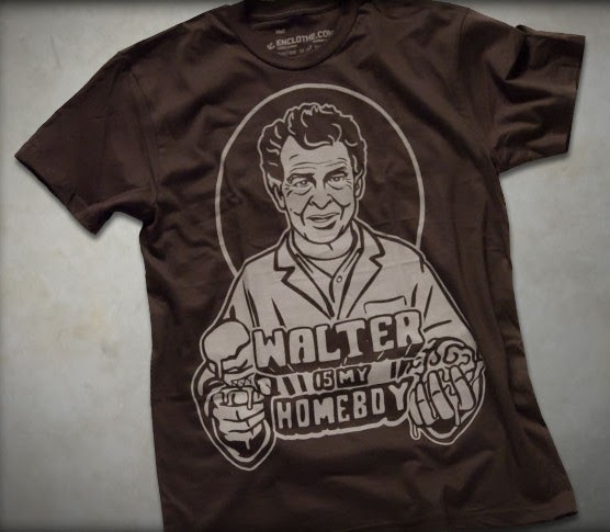 The Blot Says Quot Walter Bishop Is My Homeboy Quot Fringe T