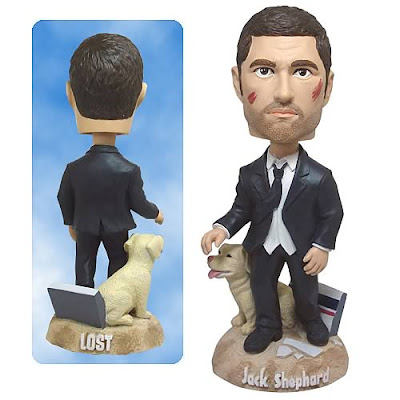 Jack Shephard 7 Inch LOST Bobble Head by Bif Bang Pow