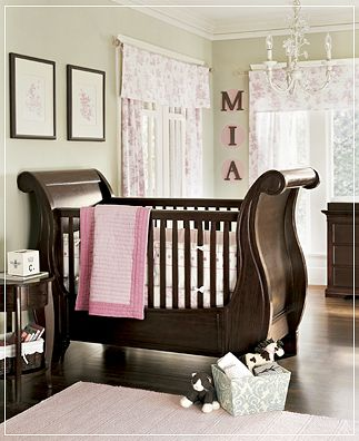Young, Fabulous and Pregnant: Baby Rooms