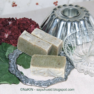 how to make fancy soap at home