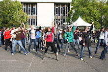 """UVic Lipdub: """"Haven't Met You Yet"""" by Michael Bublé"""