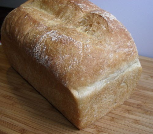 The Simplest White Bread Ever