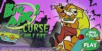 Скуби Ду на скейте - 2   Scooby Doo Big Air 2