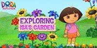Новые открытия в саду у Исы | Exploring Isa's Garden
